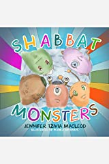 Shabbat Monsters (Jewish Monsters Book 1) Kindle Edition