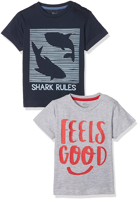 Zippy Camiseta para Bebés (Pack de 2) ZTB02_430_7