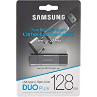 Samsung Duo Plus USB 3.1 Flash Bellek, 128 GB