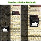 Feelle Solar Lights Motion Sensor Light