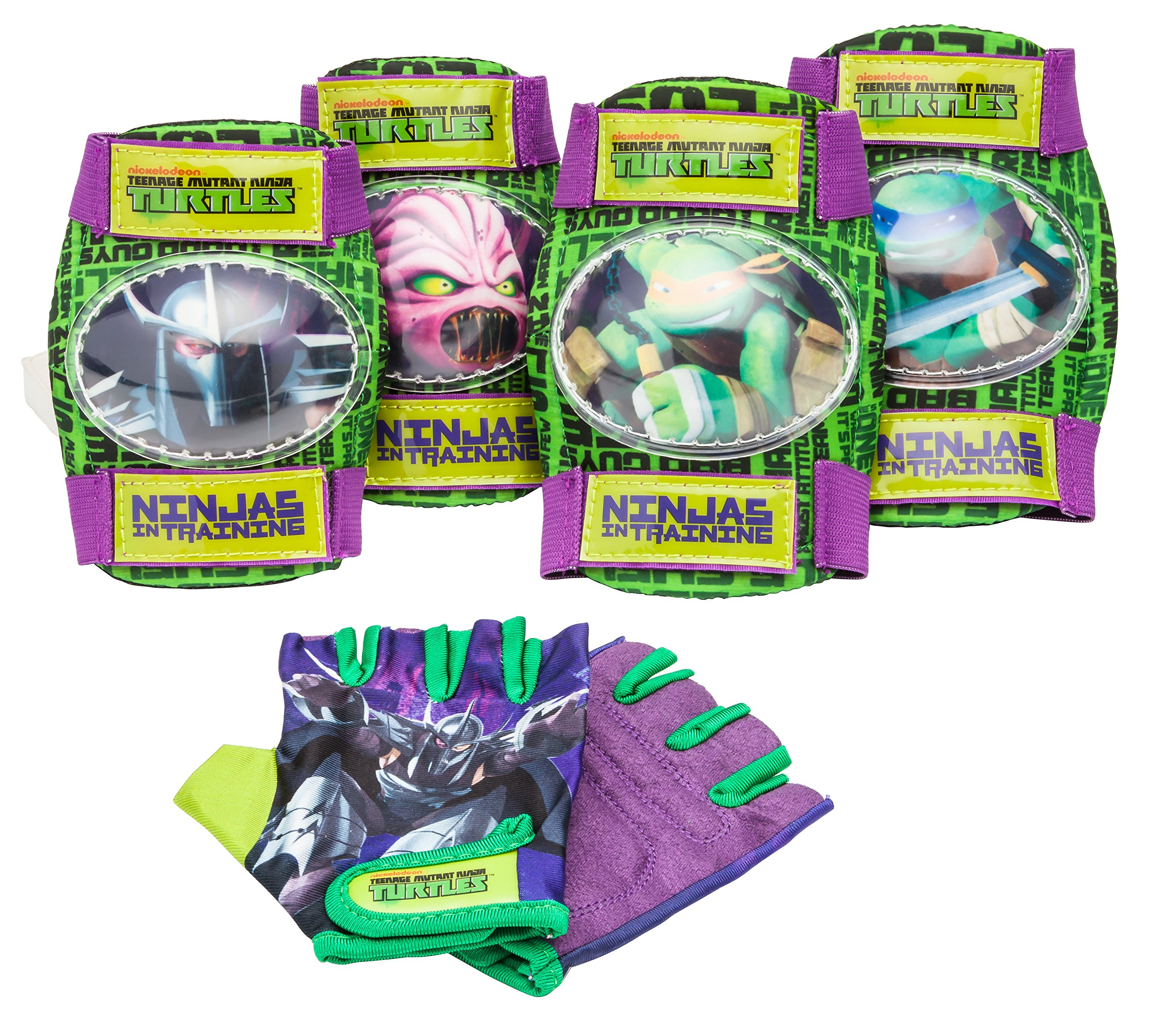 Nickelodeon TMNT Half Shell Heroes Pad Set by Nickelodeon (Image #1)