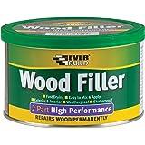 Everbuild EVBHPWFO500 500 g High Performance Wood Filler - Oak