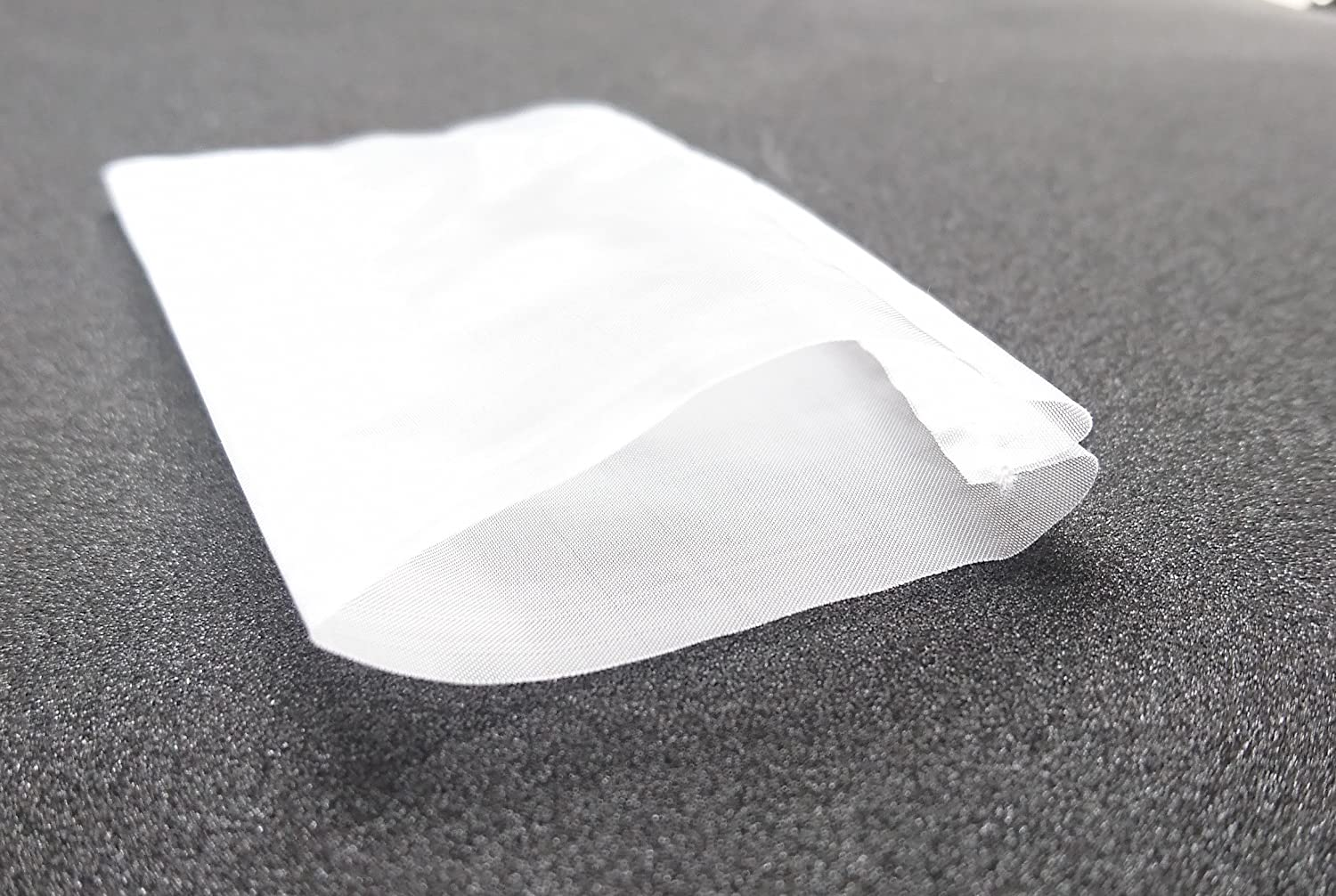 u Filter Bags 25 Micron, 25 2 x 4 Rosin Extraction Micron