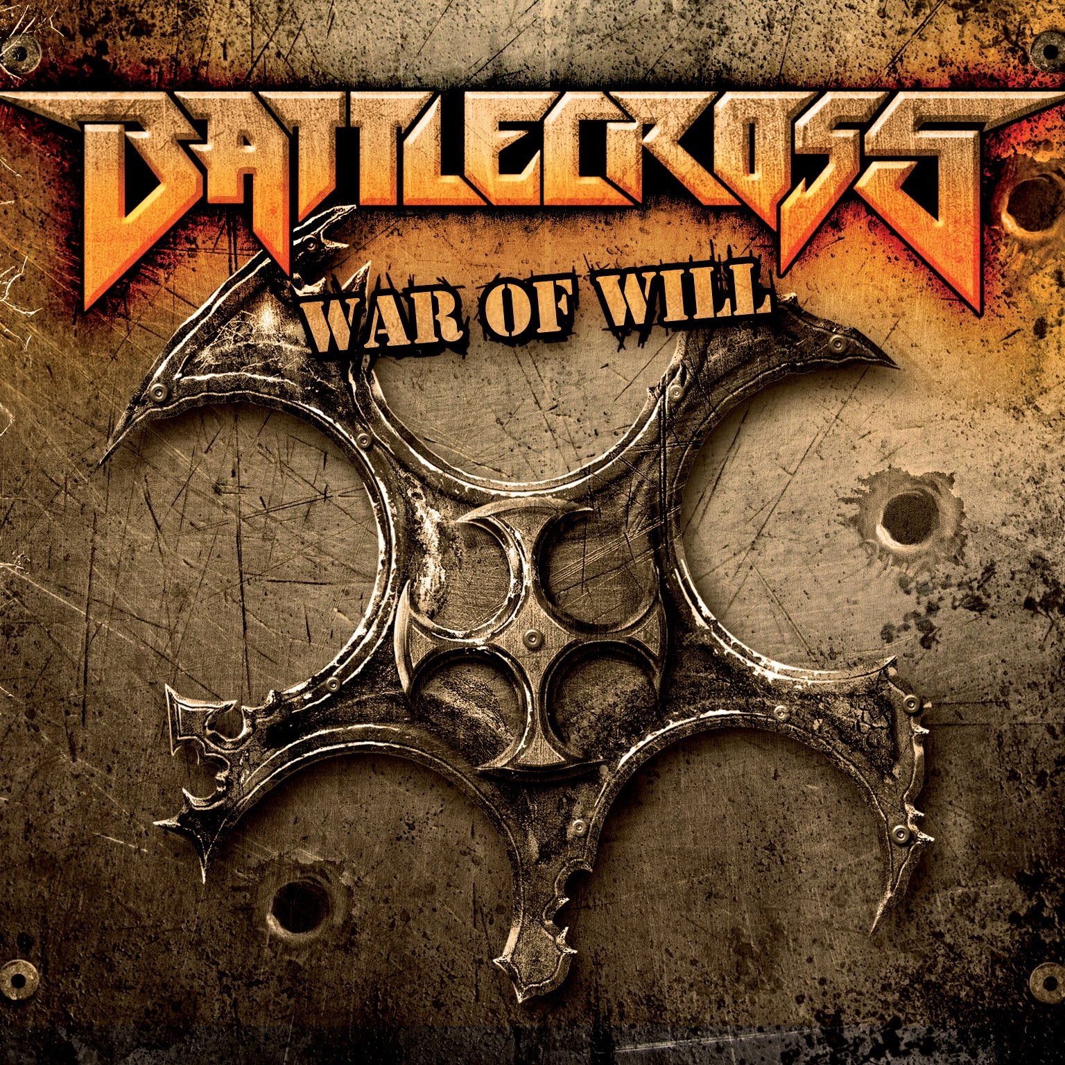 Vinilo : Battlecross - War of Will (Picture Disc Vinyl LP)