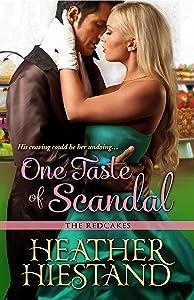 One Taste of Scandal (Redcakes Book 2)