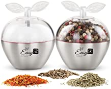 EasyR Home Salt and Pepper Grinders