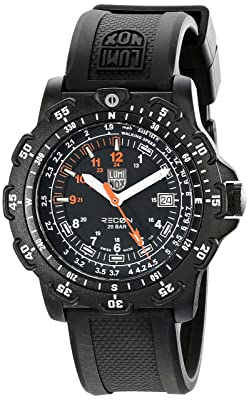 Luminox Men's LM8822.MI Recon Point Black Review