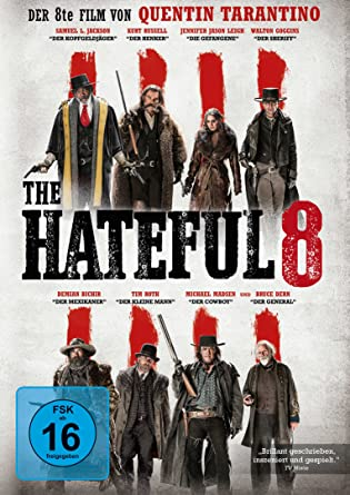 amazon co jp the hateful 8 dvd dvd ブルーレイ
