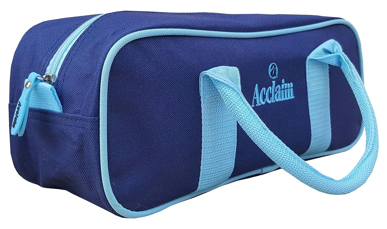 Acclaim Amble Nylon Three Bowl Level Lawn Flat Green Short Mat Locker Bowls Bag