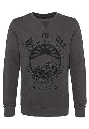 98 86 Herren Sweatshirt mit Print | Sweat Pullover