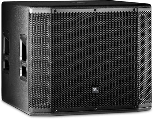 JBL Professional SRX818SP Portable Self-Powered Subwoofer System
