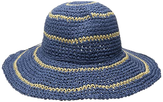 acf54ed5ac42a Columbia womens Early Tide Straw Hat Sun Hat  Amazon.co.uk  Clothing