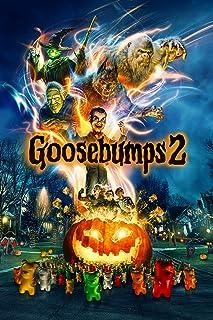 Book Cover: Goosebumps 2