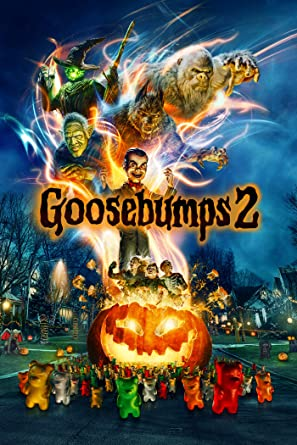 Image result for Goosebumps 2