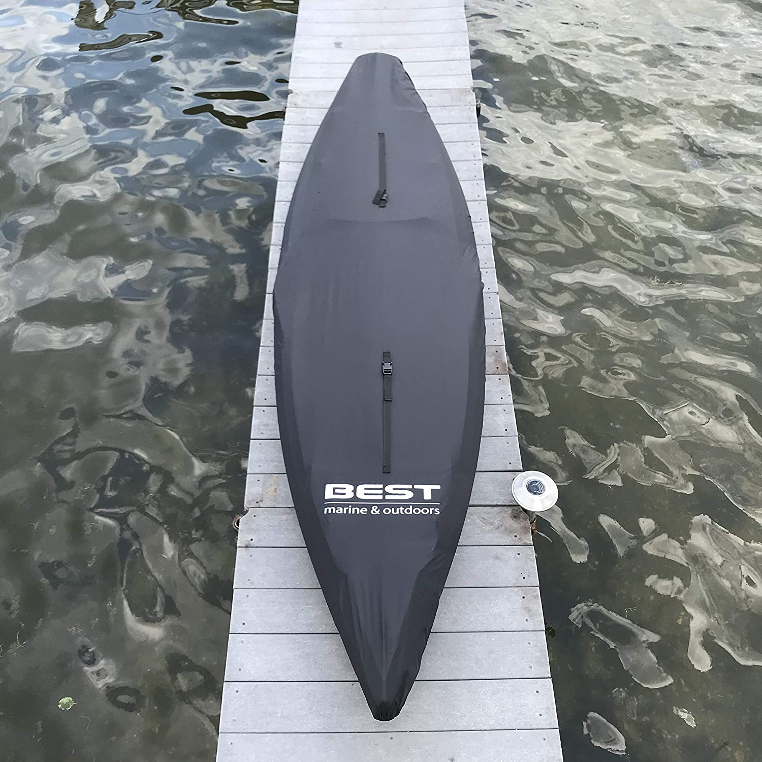 Kayak Accessories Heavy Duty UV Protection 3.8-4 meters Canoe Marine Boat Cover