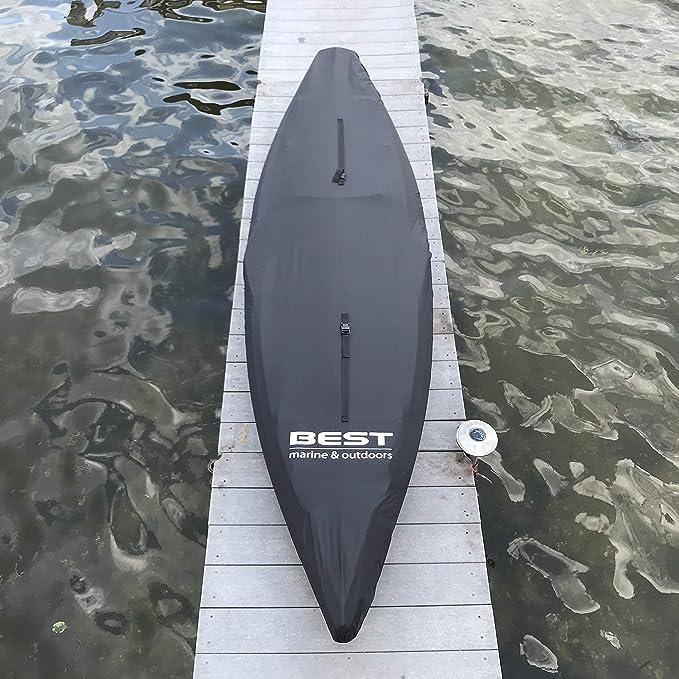 Multi-Taille Bateau Housse Accessoires Kayak Imperméable Canoë Marine Rangement