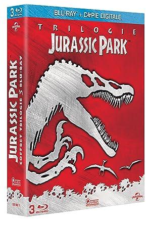 Jurassic Park Trilogie [Francia] [Blu-ray]