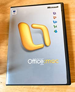 Office:Mac 2004 Student and Teacher Edition