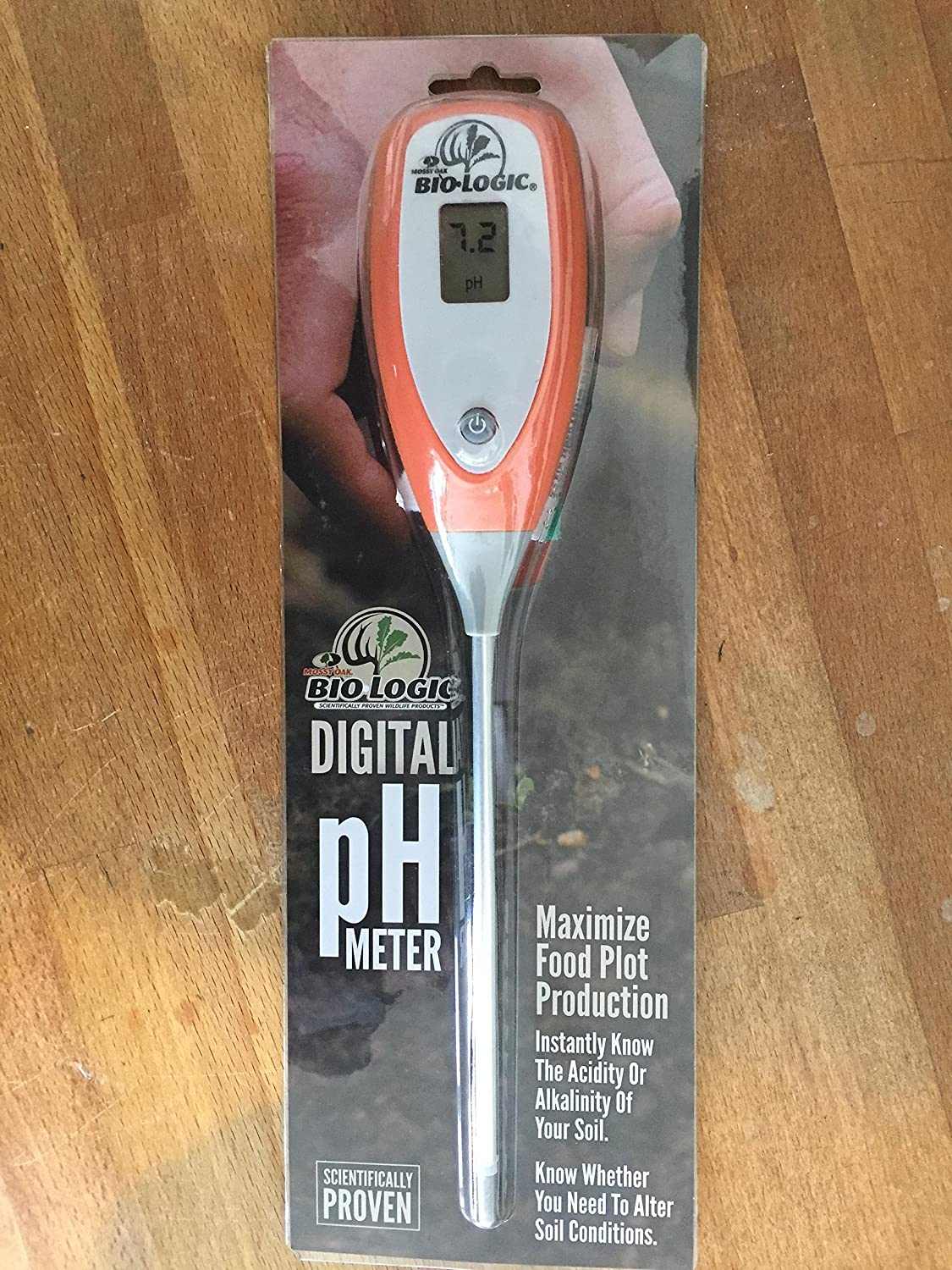 BioLogic Digital pH Meter