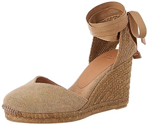 Castañer Chiara T/8/Ss19002, Alpargatas para Mujer: Amazon.es: Zapatos y complementos