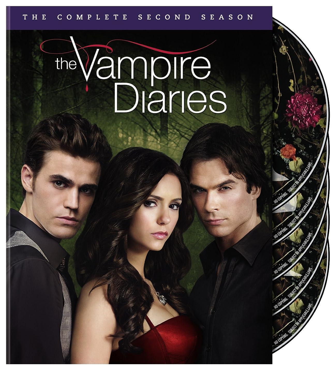 The Vampire Diaries: Season 2 Nina Dobrev Paul Wesley Ian Somerhalder Steven R. Mcqueen