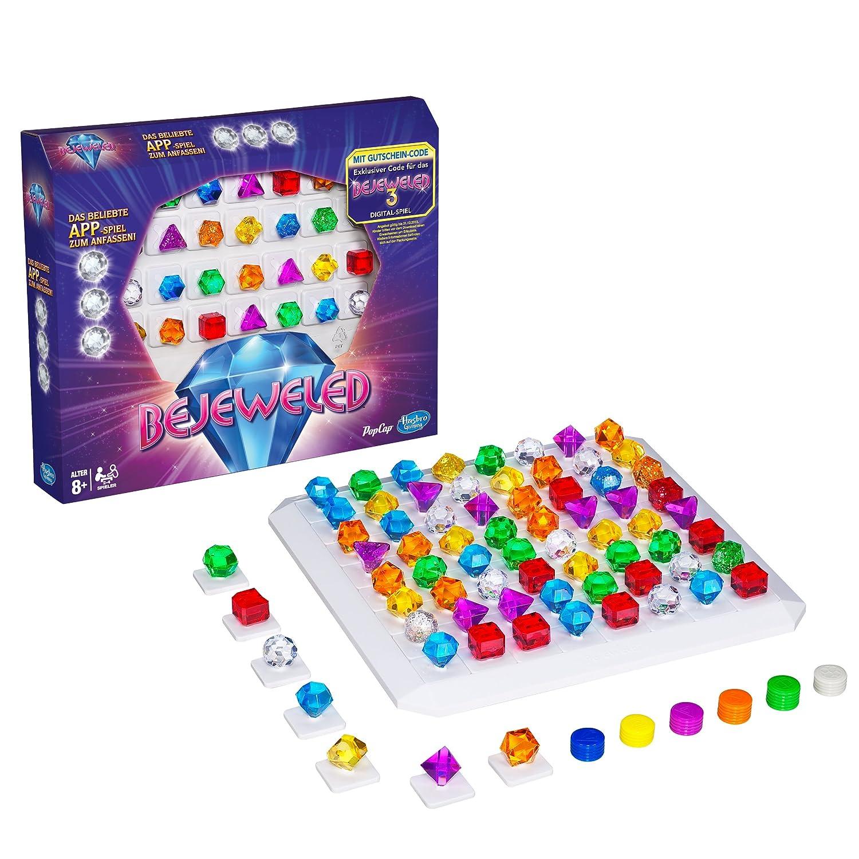Hasbro A2541100 - Bejeweled Das Spiel - zur App: Amazon.de: Spielzeug