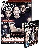 Sonic Seducer 06-11 + exkl. Depeche Mode-Sticker + DVD-Beilage inkl. Videoclips, Interviews & über 2 Stunden Spielzeit; Bands: Depeche Mode, Pain, Skold, Peter Murphy, Leaves' Eyes uvm.
