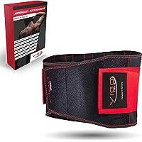 Vigo Sports Rugbandage | ademend & individueel verstelbaar voor verlichting & preventie van rugklachten | medische…