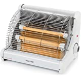Warmlite WL42008 Traditional Radiant Wire Bar Heater, Energy Efficient, 2000 W - White