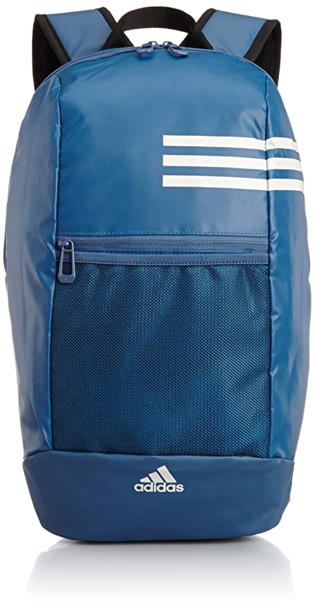 7b54c167a7c Buy adidas Climacool Travel Polyester Duffle Backpack (Blue Grey) Online at  Low Prices in India - Amazon.in