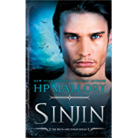 Sinjin: A Vampire Romance Series (The Bryn and Sinjin Series Book 1) (English Edition)