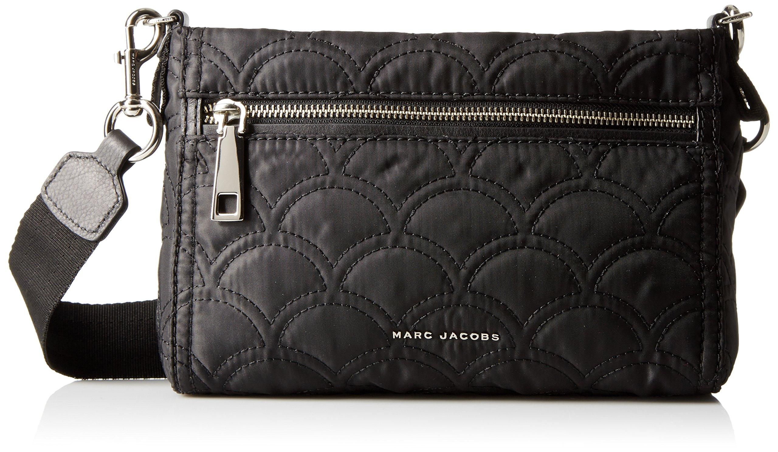 Marc Jacobs Easy Matelasse Crossbody, Black