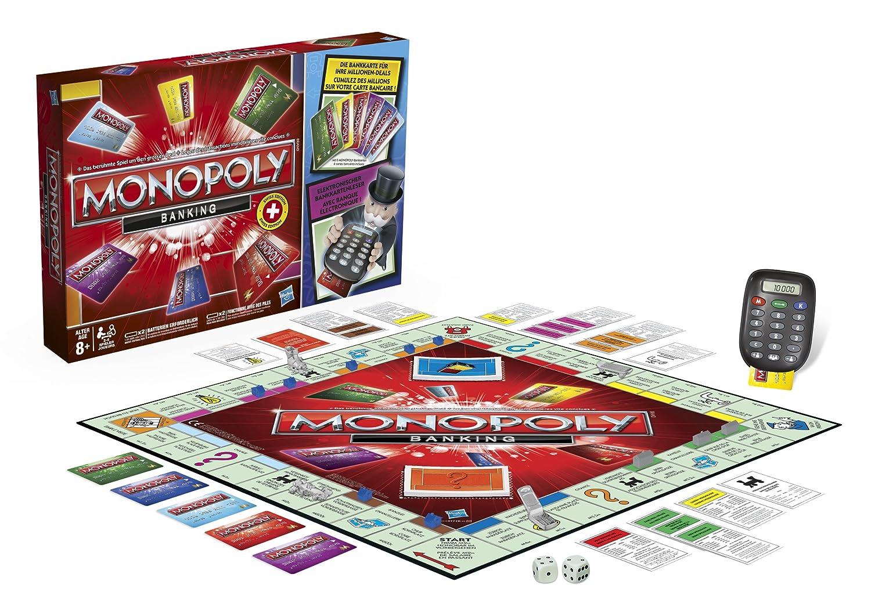 Hasbro - Monopoly electrónico (versión en alemán): Amazon.es ...