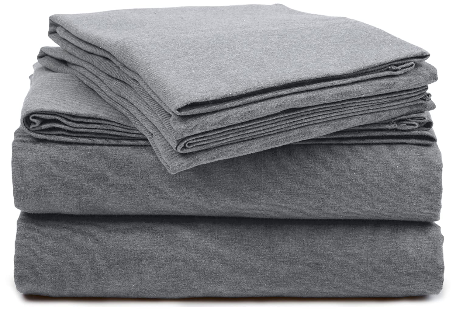 Superieur Pinzon Heather Jersey Sheet Set   Twin Extra Long, Chambray Heather:  Amazon.ca: Home U0026 Kitchen