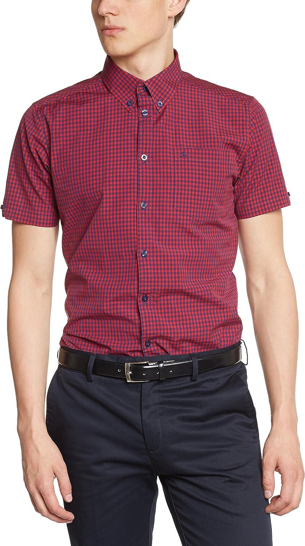 Short Sleeve Maglietta Uomo Merc London Terry Shirt