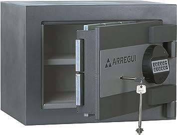Arregui titan - Caja fuerte 12000-s1 electronico: Amazon.es ...