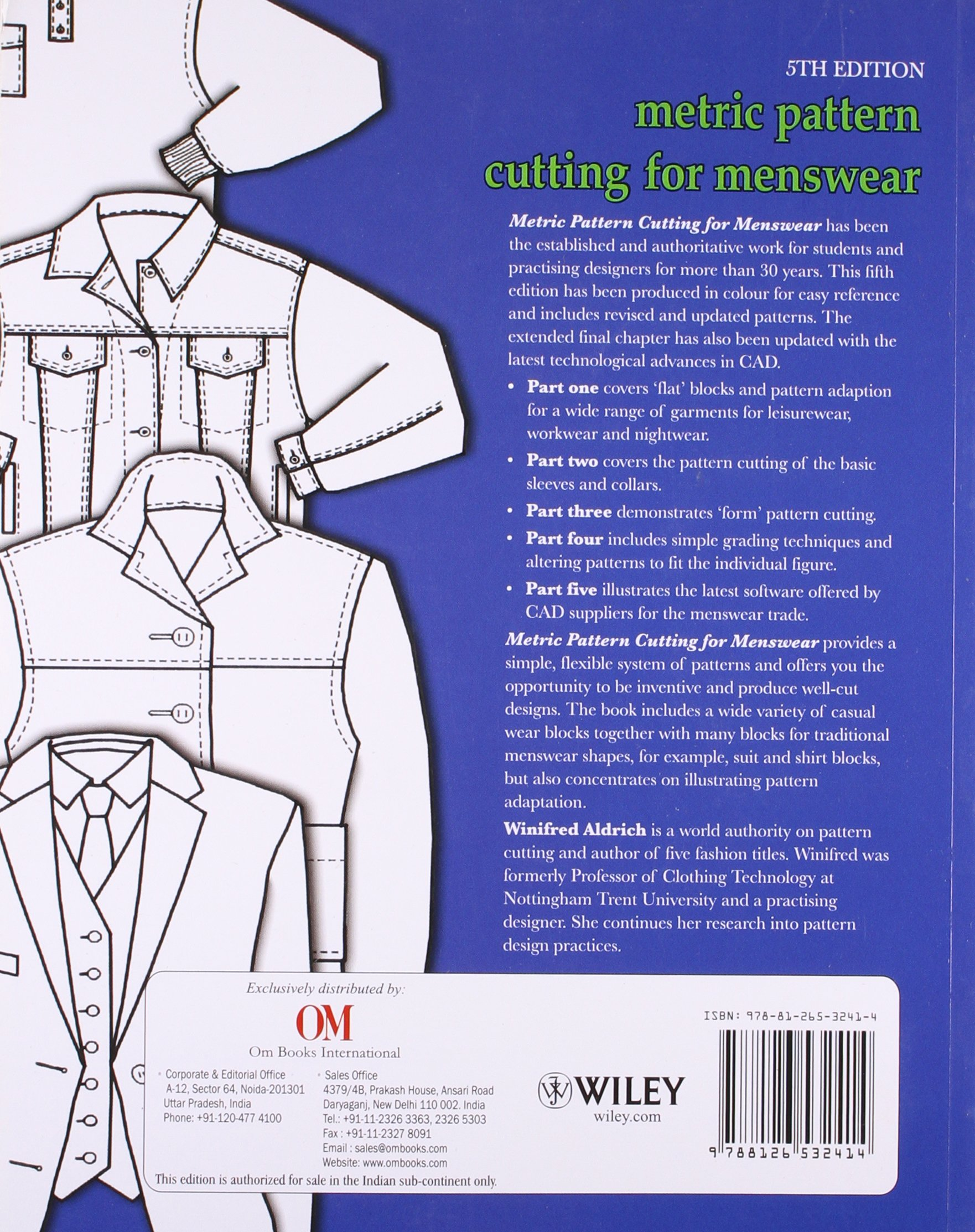 Buy metric pattern cutting for menswear book online at low prices in buy metric pattern cutting for menswear book online at low prices in india metric pattern cutting for menswear reviews ratings amazon fandeluxe Image collections