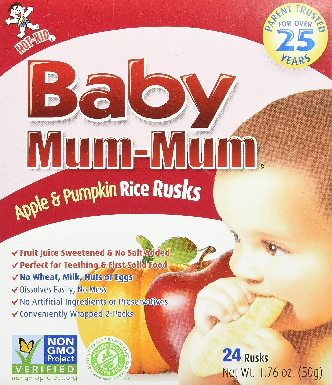 Baby Mum Mum Banana 686352809685
