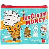 Blue Q - Ice Cream Money Coin Purse