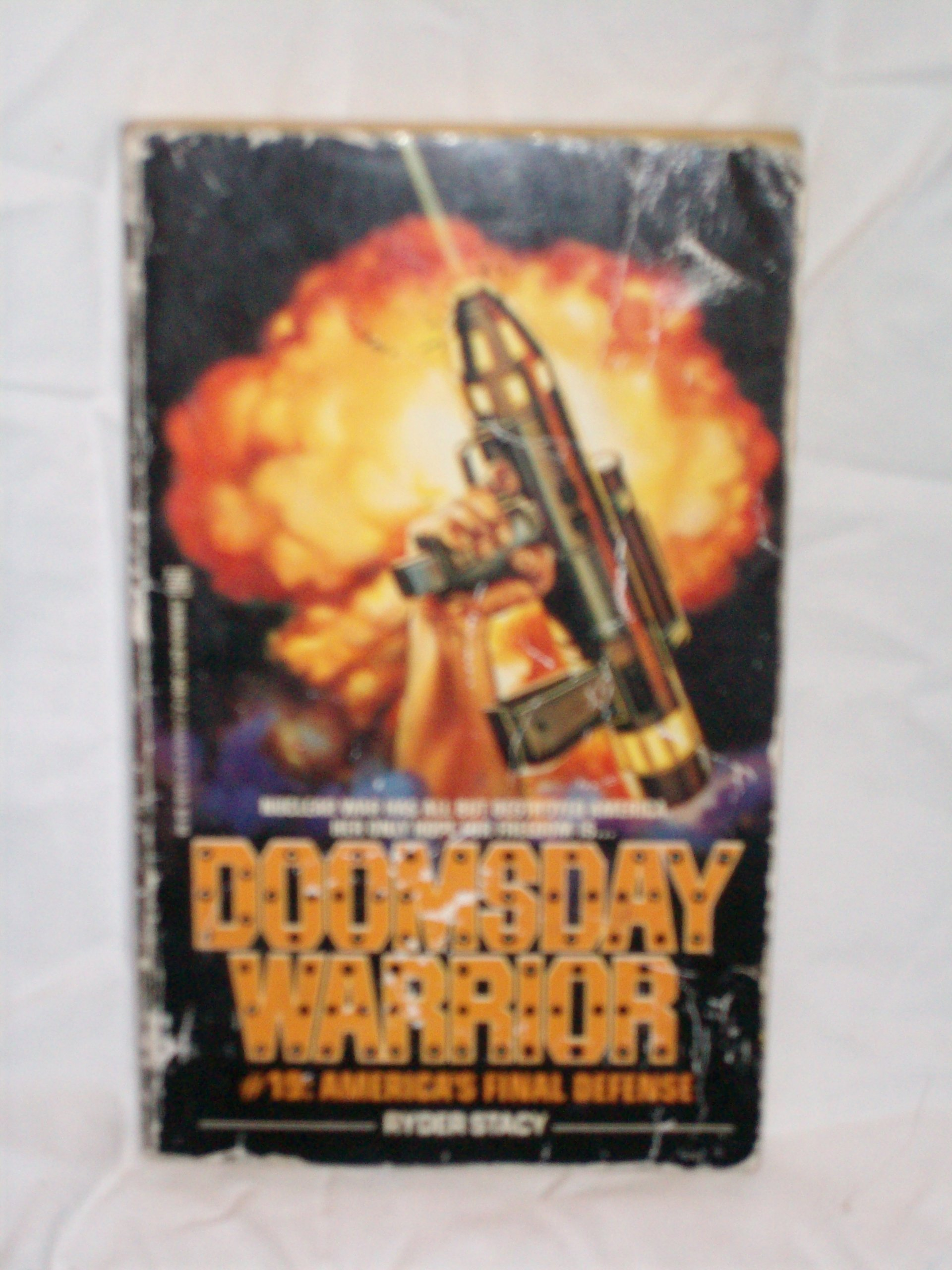 Buy America's Final Defense (Doomsday Warrior) Book Online at Low Prices in  India | America's Final Defense (Doomsday Warrior) Reviews & Ratings -  Amazon.in