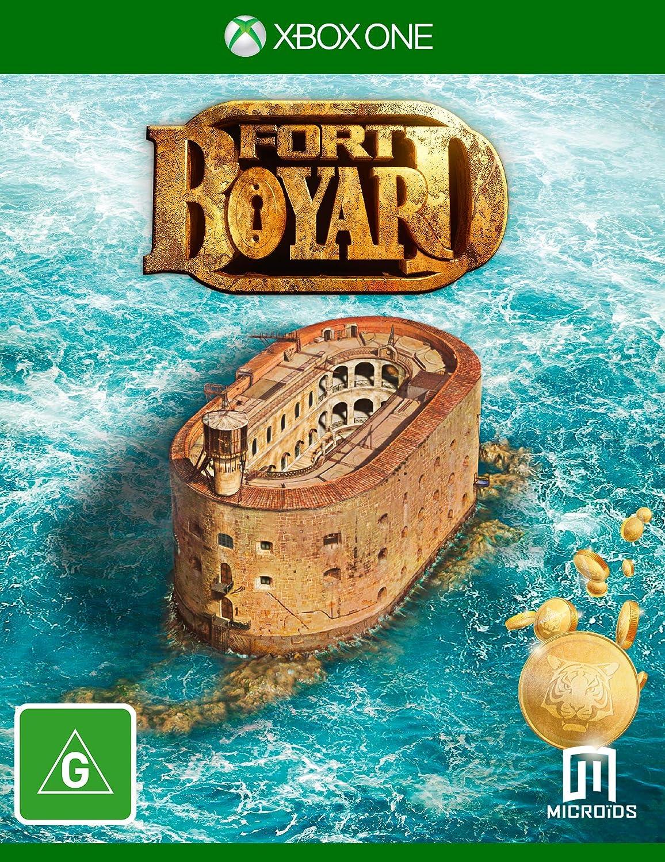 Amazon Com Fort Boyard Playstation 4 Ps4 Video Games