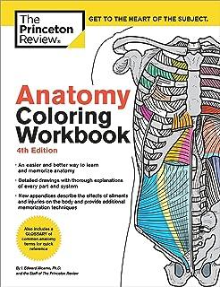 The Anatomy Coloring Book: 0642688054786: Medicine & Health ...