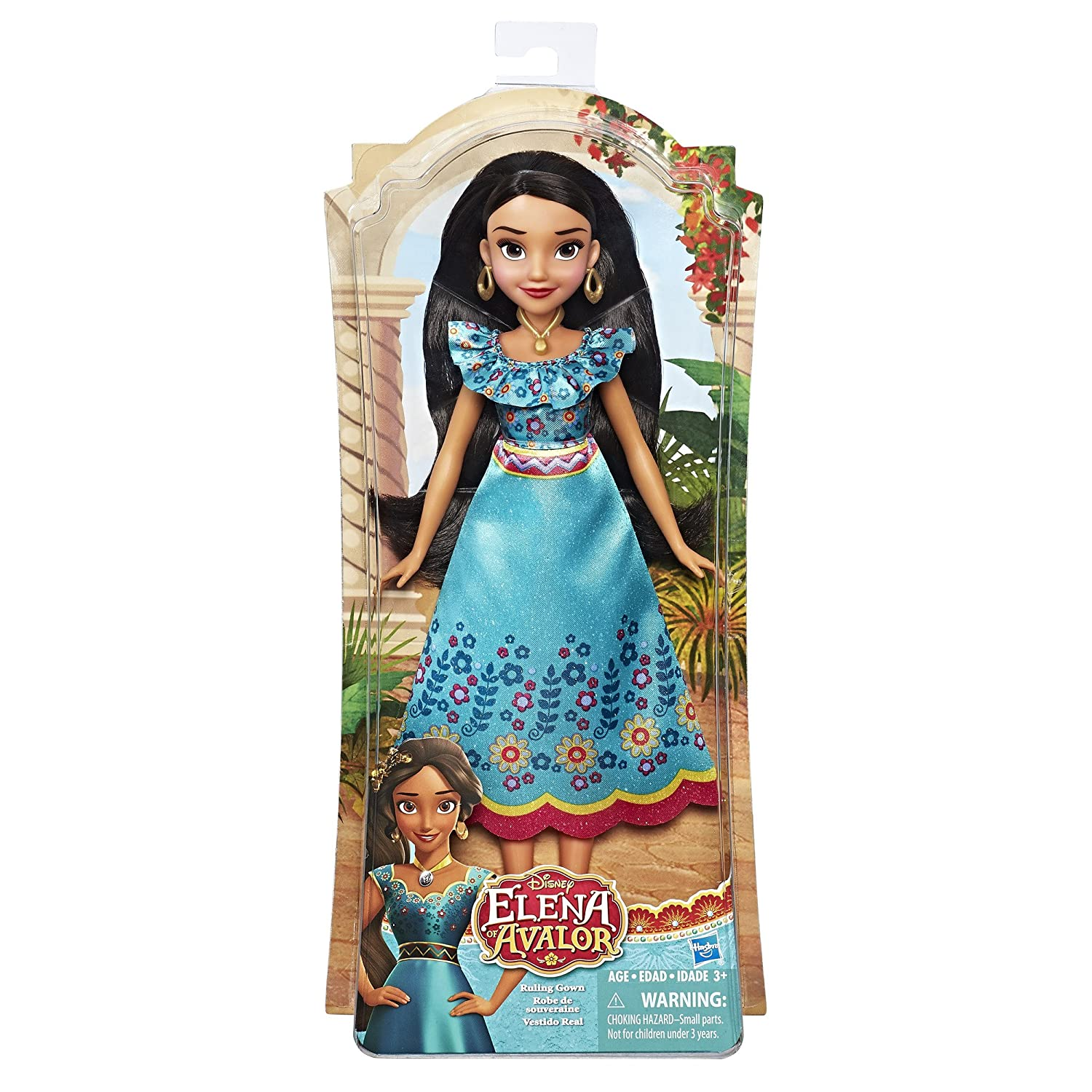 a2417635f99d Amazon.com: Disney Elena of Avalor Ruling Gown: Toys & Games