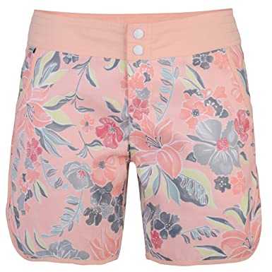 77e0e75277 ROC 2 Ladies Board Shorts: Amazon.co.uk: Clothing