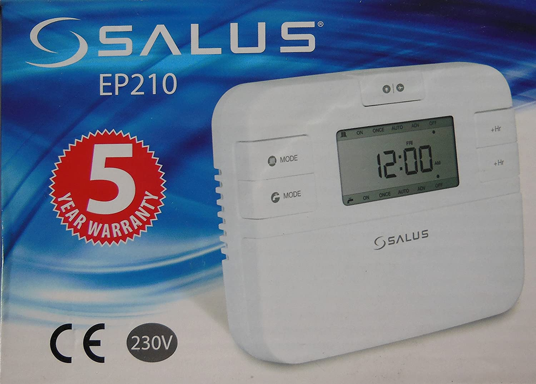 Salus EP210 Programmer White