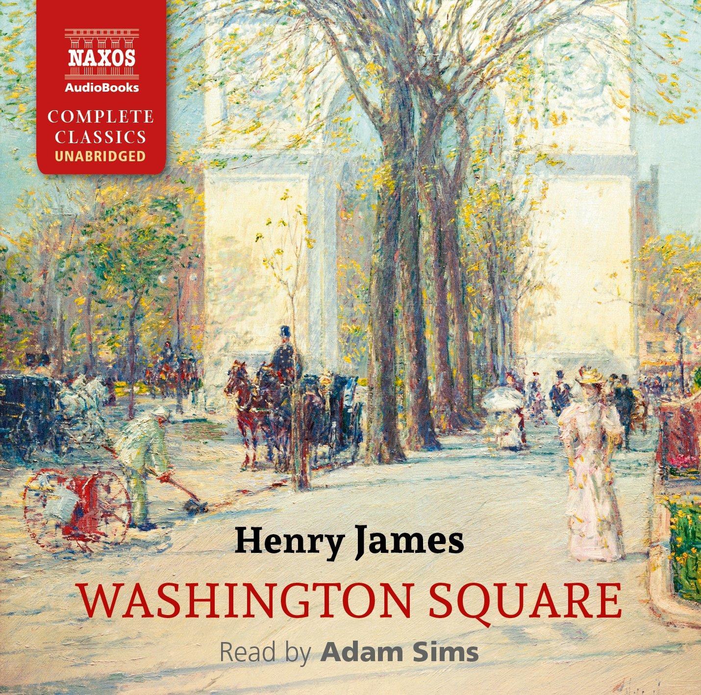 Read Online Washington Square pdf