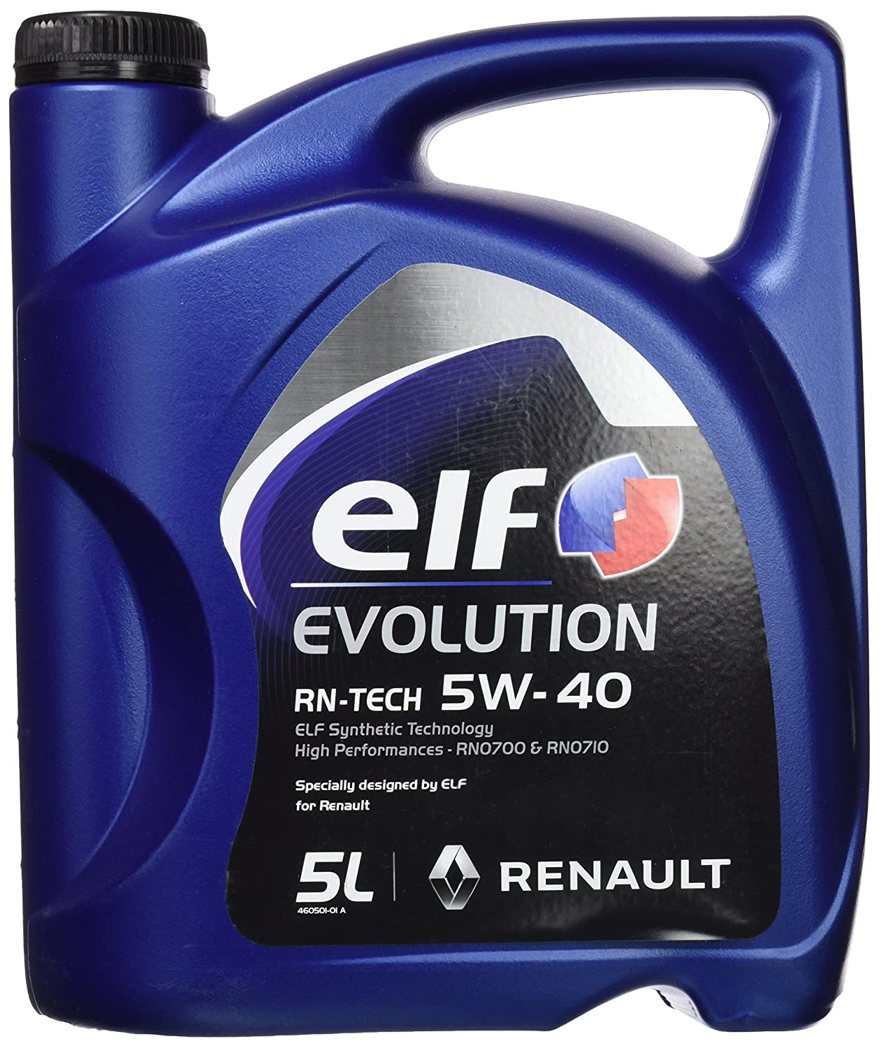 Elf 201030 Aceite Evolution RN-Tech 5W40: Amazon.es: Coche y ...