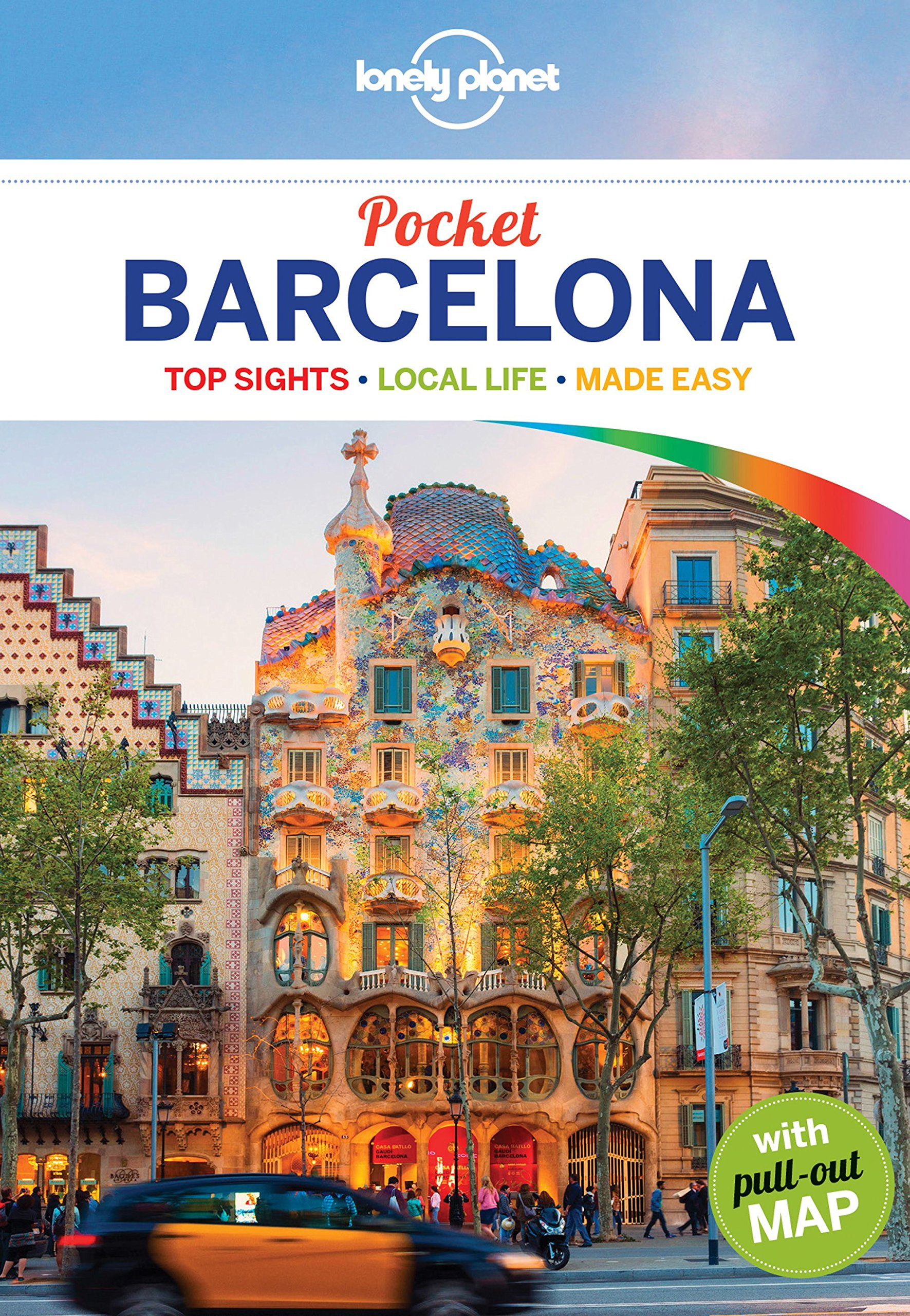 Lonely Planet Pocket Barcelona Travel