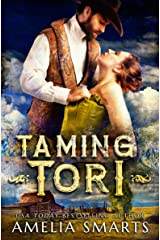 Taming Tori (Lost and Found in Thorndale Book 3) Kindle Edition