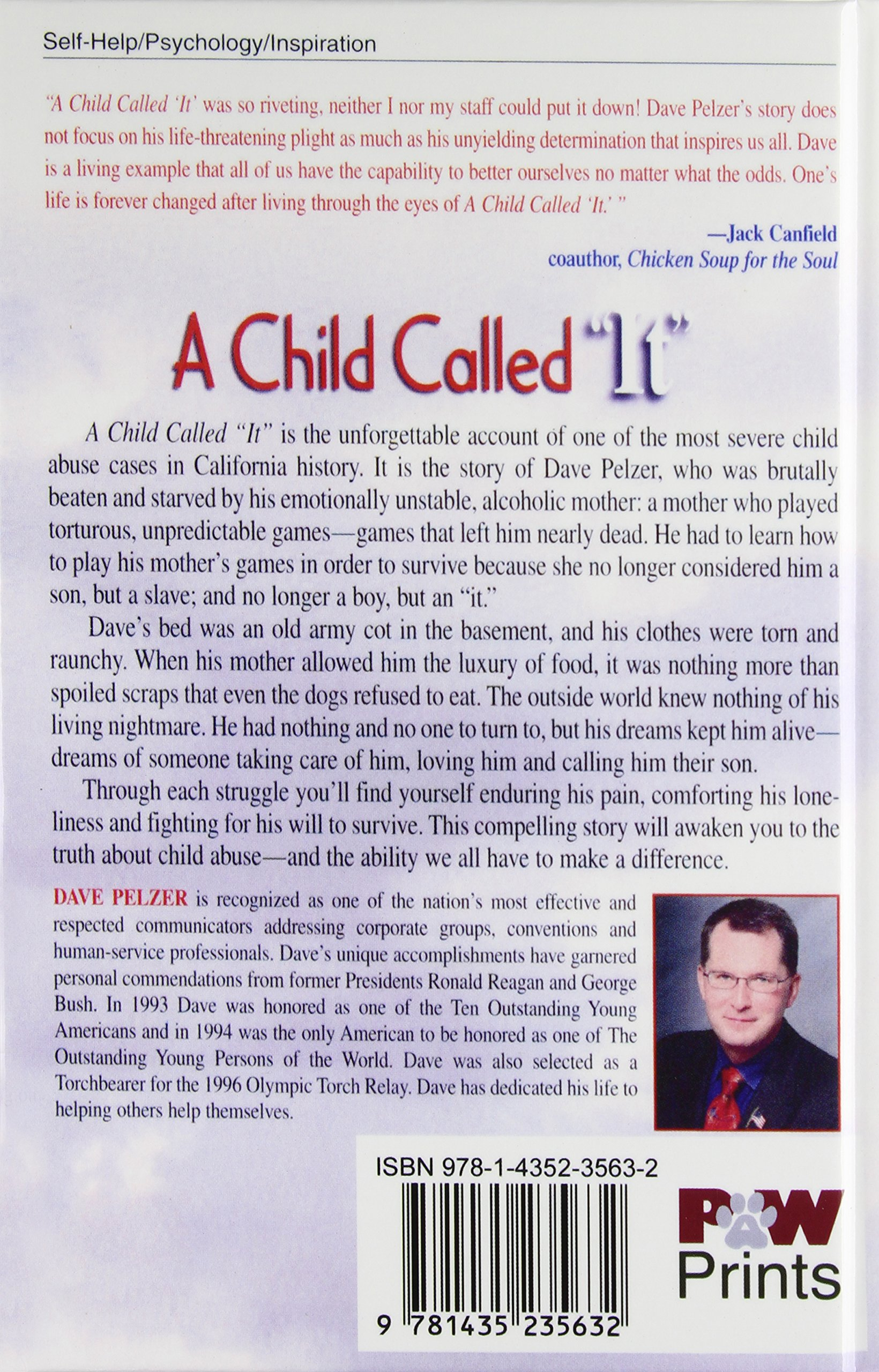 A Child Called It Full Book